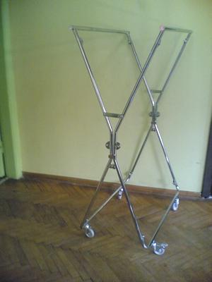 v katlanır stand