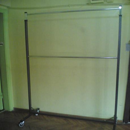 Çift Katlı Gümüş Stand